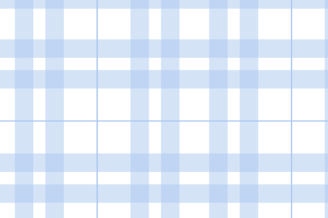 Cottage Check simplified blueberry fabric by lilyoake on Spoonflower - custom fabric