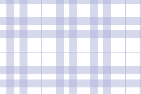Cottage Check simplified blue-violet fabric by lilyoake on Spoonflower - custom fabric