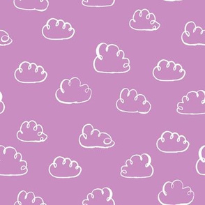 cloud clouds fabric cloud baby nursery fabric