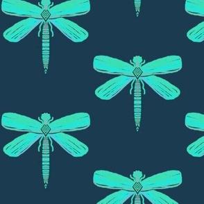 Dragonfly Rain (med)