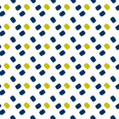 Petioles bluellow - ble & yellow