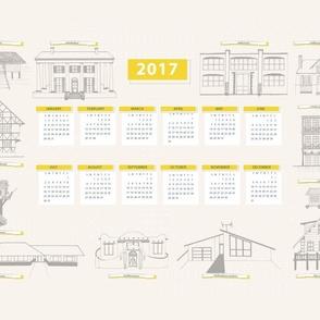 2017 Grey Teatowel