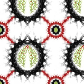 Mistletoe Wreaths
