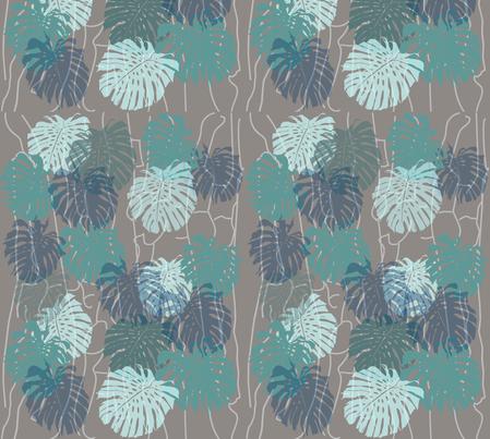 leafandbarkpattern fabric by snap-dragon on Spoonflower - custom fabric