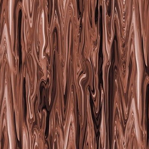 LMC - Liquid Milk Chocolate Brown Marble, LW small