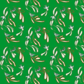 Mistletoe for Year-Round