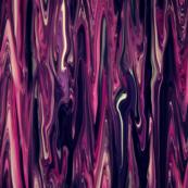 Liquid Dark Magenta, LW Large