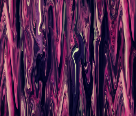 DPM - Liquid Deep Purple and Magenta, LW Large fabric by maryyx on Spoonflower - custom fabric