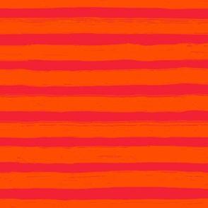 Bristle Stripes - Squash