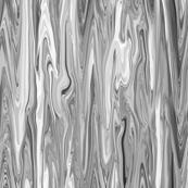 Liquid Light Grey Marbled, Large LW