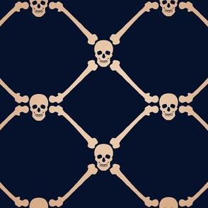 Skulls & Bones Diamond
