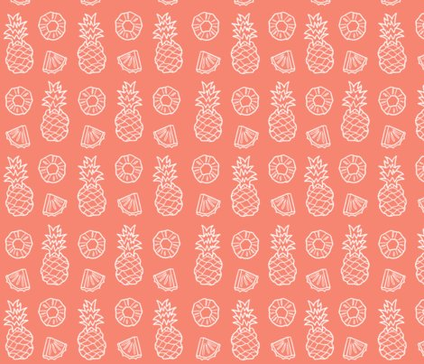 Pineapple_pattern-coral_light_shop_preview