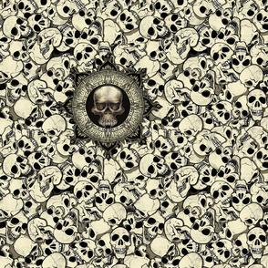 Skull Pile 2 Coordinate