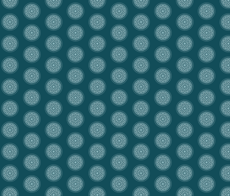 Henry - Ocean fabric by lamb-bakewell on Spoonflower - custom fabric