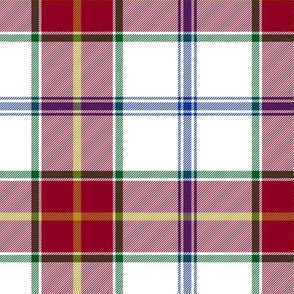 Manitoba Dress tartan - 6""