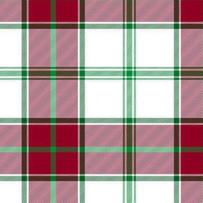 Manitoba Dress Dance tartan - 6""