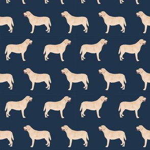 labrador yellow fabric navy blue labrador retriever yellow lab fabric