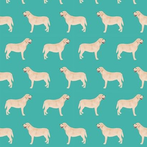 labrador yellow fabric teal labrador retriever yellow lab fabric