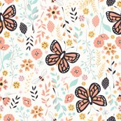Flower_and_butterfly_pattern_001_shop_thumb
