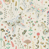 MeadowLand - Detailed Wild Flowers