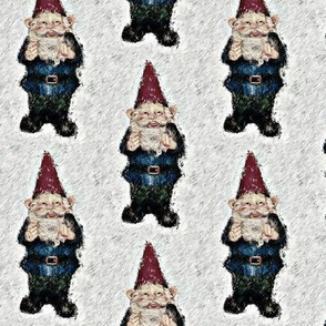 Vintage Pappa Gnome