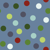 Nautical spots ( sea blue)