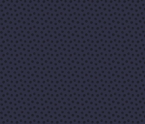 Watercolour Dots Midnight fabric by phirefly_print on Spoonflower - custom fabric