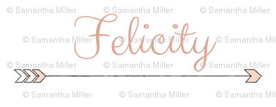 Felicity Arrow Design