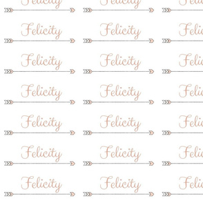 Felicity Arrow Design