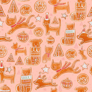 Holiday Cookie in Pink - © Lucinda Wei