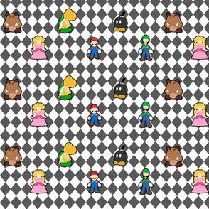 Minimal Mario Tiny