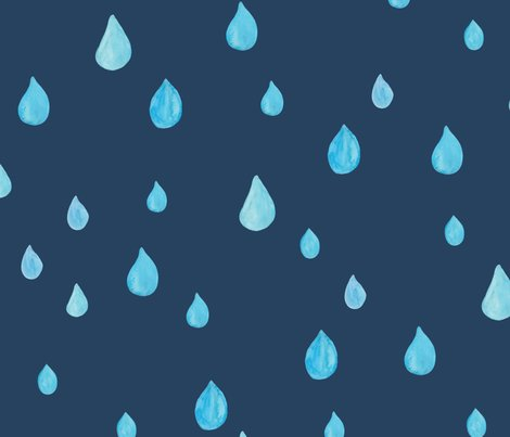 Spoonflower_rain_navy_shop_preview