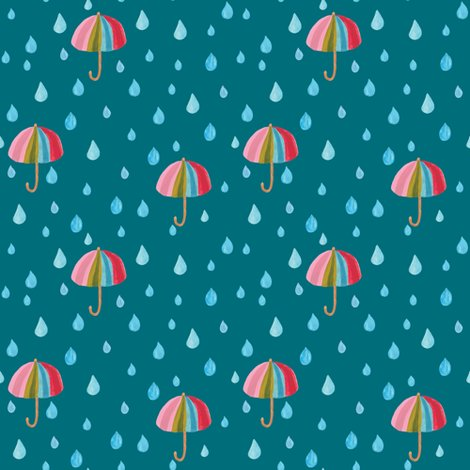 Rspoonflower_rainbowumbrellas_teal_shop_preview