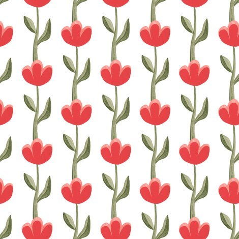 Rrspoonflower_scandinaviantulips_red_shop_preview