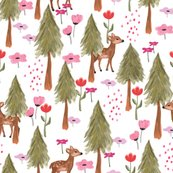 Rspoonflower_mountains_deers_white_shop_thumb