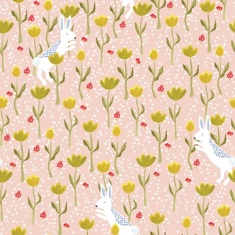 Rspoonflower_upnorth_bunnyflowers_pink_shop_preview