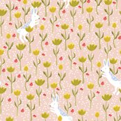 Rspoonflower_upnorth_bunnyflowers_pink_shop_thumb