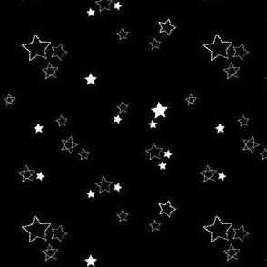 Chalkboard Stars