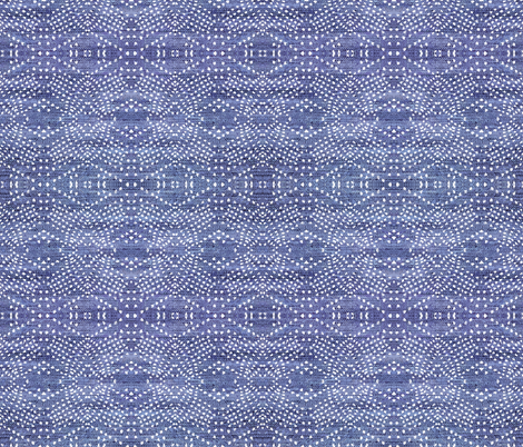 DENIM_LIGHT_BOHO fabric by holli_zollinger on Spoonflower - custom fabric