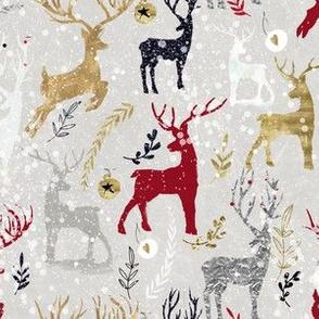 Deer's mania