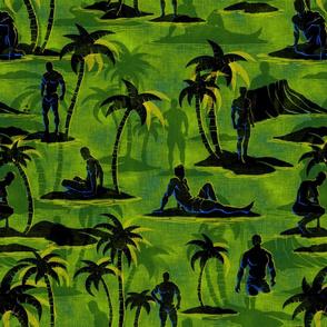 Paradise - jungle