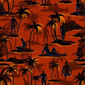Paradise - volcano