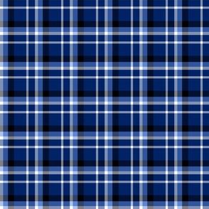 Hanukkah Plaid
