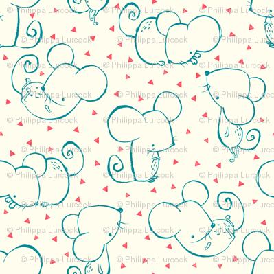 Inky Mouse Nursery