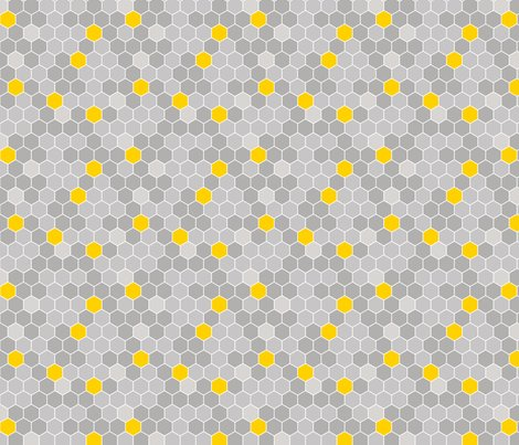 Rhoneycomb_pattern_small_no_bees_gray2.2_shop_preview