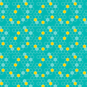 Honeycomb_Pattern_Small_no_Bees_Teal