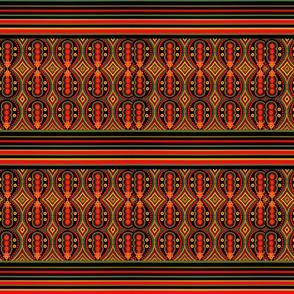 pomegranite tapestry