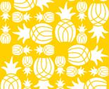 Pineapple_weave_sqaure_white_on_yellow_thumb