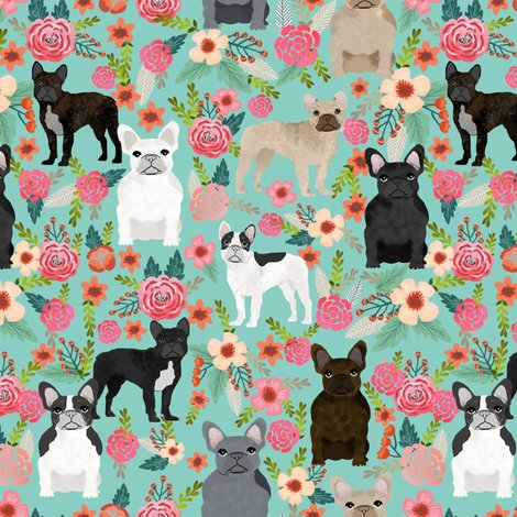Rfrenchie_florals_mint_shop_preview