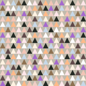 Triangles for Gnome World (grey)